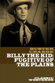 Billy The Kid Fugitive of the Plains