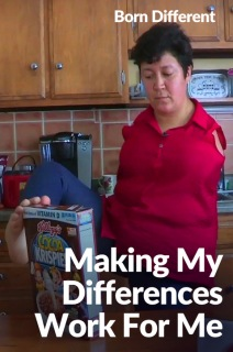 Born Different The Unbelievable Collection - S01:E04 - Making My Differences Work For Me