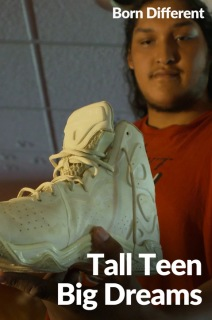 Born Different The Undeterred Collection - S01:E11 - Tall Teen Big Dreams