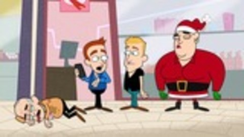 2 Nuts and a Richard - S01:E10 - Christmas Robbers