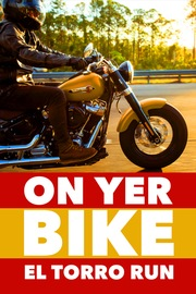 On Yer Bike El Toro Run - S01:E01 - Pt 1