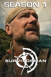Survivorman - S01:E01 - Canadian Boreal Forest